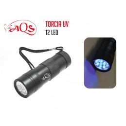 AQS TORCIA UV 12 LED