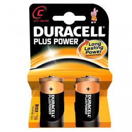 DURACELL PLUS POWER C